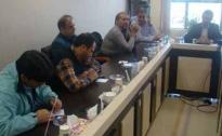 جلسه شورای مدیران اداره کل بیمه سلامت برگزار شد