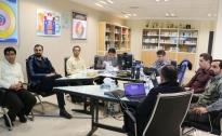 برگزاری جلسه مشترک با حضور مهندس قائمی معاون آمار و فناوری اطلاعات سازمان بیمه سلامت و مدیران مرکز آینده پژوهی دانشگاه علوم پزشکی